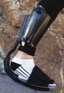 foot brace diabetic