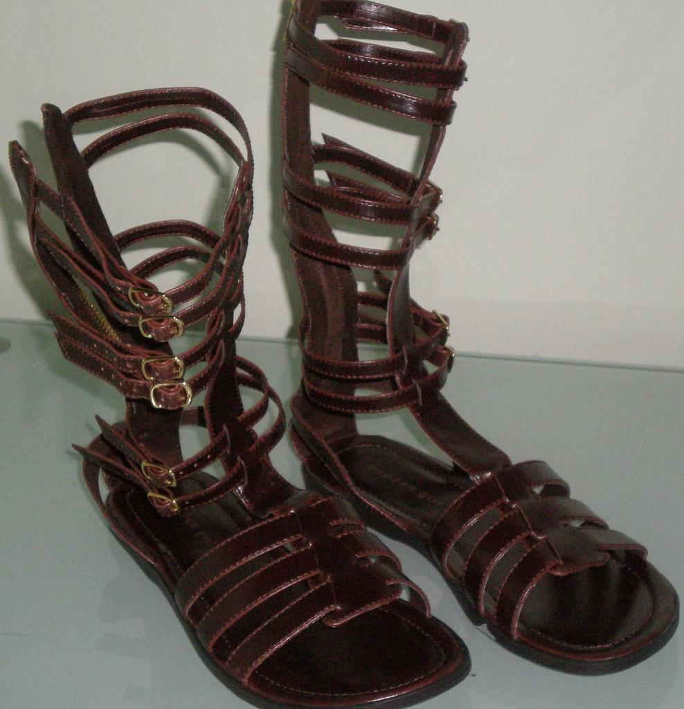 gladiator sandles