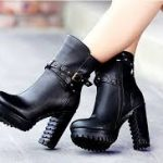 chunky boots