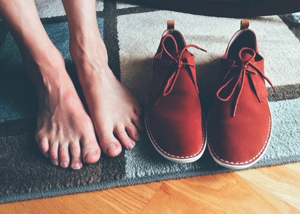 feet and shoes